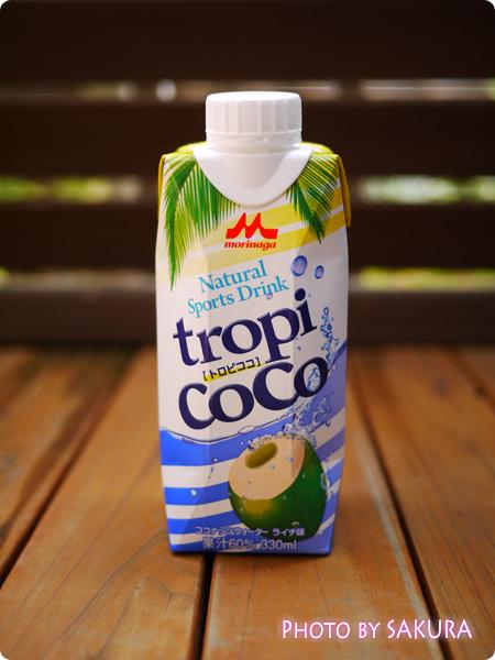 tropicoco[トロピココ] 紙パック
