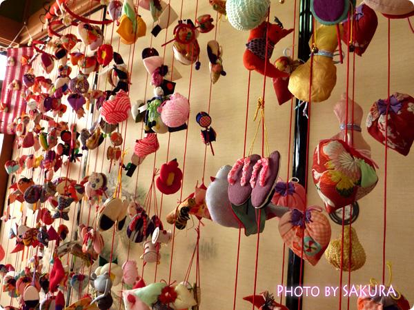 フェリシモのひな祭りやお正月に。自分で作るつるし飾りの会
