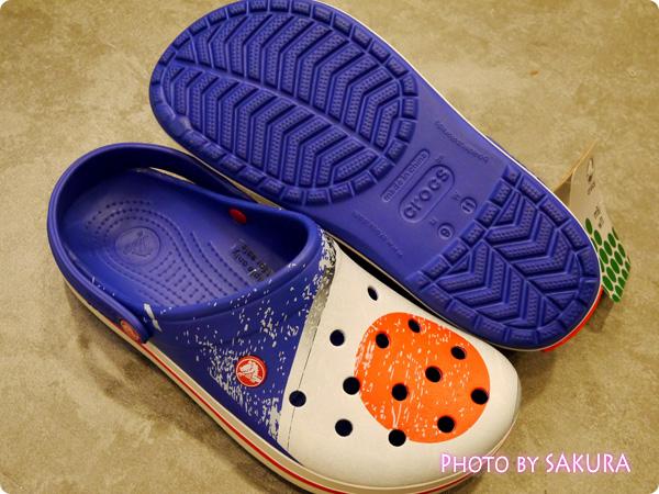 crocband Japan clog クロックバンド ジャパン クロッグ 靴底