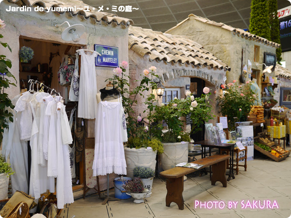 Jardin de yumemi~ユ・メ・ミの庭~ 全体