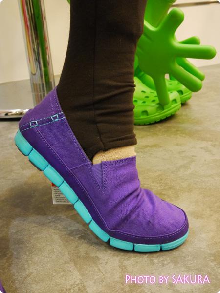 stretch sole loafer w ストレッチ ソール ローファー ウィメン 着画