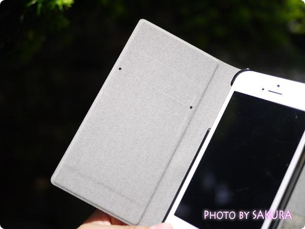 スマートフォンケース.com ユニオンジャック リアルフラワー カードポケットは1枚