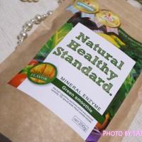 Natural Healthy Standard ミネラル酵素グリーンスムージー パッケージ