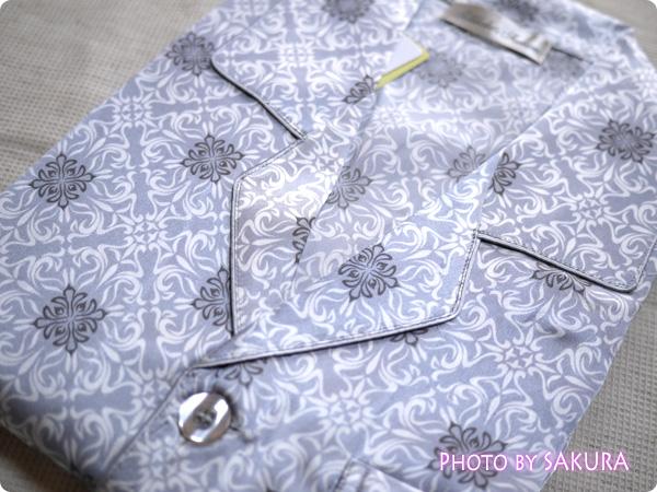 メンズ シルクパジャマ 絹100%