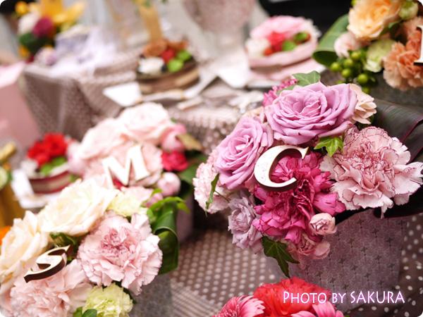 日比谷花壇 リンクシェアフェア2014展示ブース