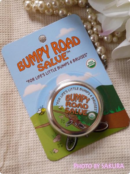 Sierra Bees, Bumpy Road 軟膏, .6 oz (17 g)