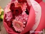 男性へのプレゼントにも!バラの形の花束ペタロ・ローザ【日比谷花壇】