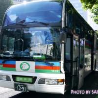 【西武高原バス】池袋-軽井沢・佐久・小諸・上田線 高速バス