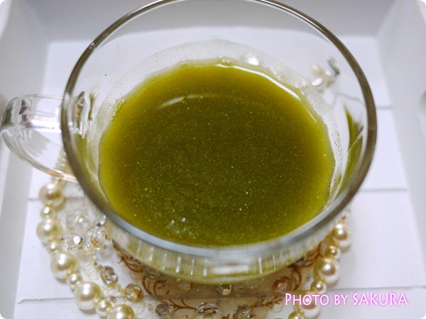 enNatural エンナチュラル グリーンスムージー 水でスムージーを作ってみた