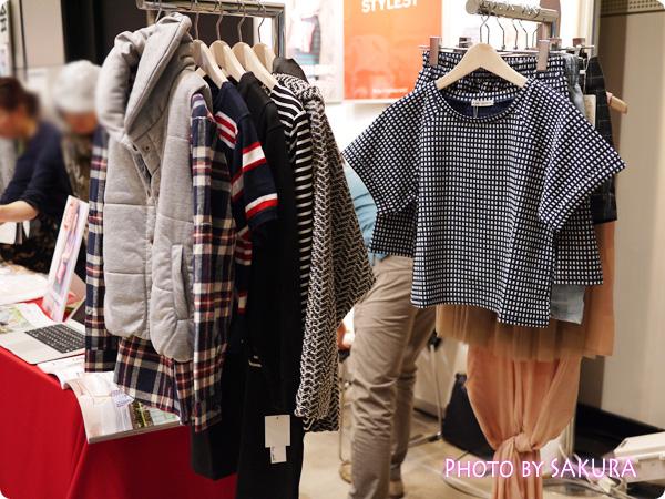 コーディネート提案通販サイト『STYLEST(スタイレスト)』ファッション一部