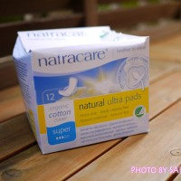 Natracare, ナトラケア, Natural Ultra Pads, Organic Cotton Cover