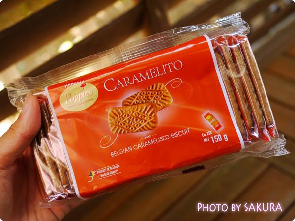 ポピーズ キャラメルクッキー (個包装)