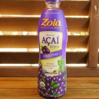 ZOLA ゾラ 有機アサイー 946ml