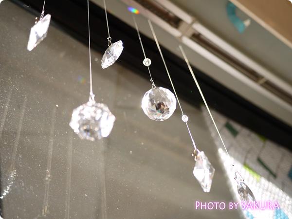 FELISSIMO フェリシモ チェコの職人が作ったシャンデリア ボヘミアガラスのインテリアルースの会
