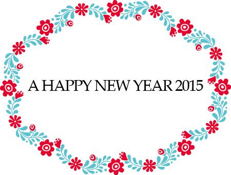 A HAPPY NEWS YEAR 2015