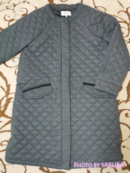 グローバルワーク福袋2015 ウィメンズ アウター ノーカラーのコート