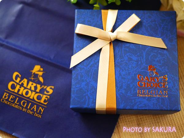 【バレンタイン】日本初上陸「ゲイリー・チョイス」プティトリュフ 4個入りパッケージ