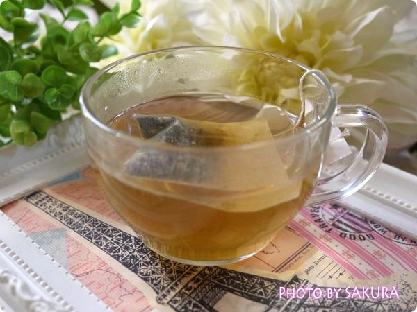 「つれづれキラキラ茶」飲んでみた