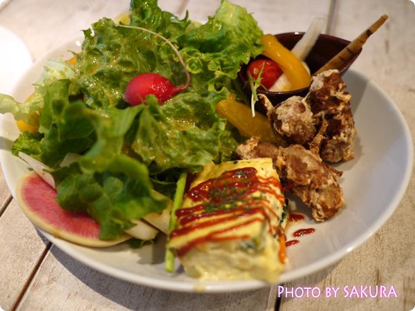 Ainsoph. journey アインソフジャーニー サラダ&デリランチ 野菜たっぷり!