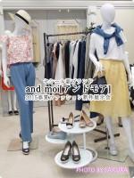 セシール30代向け『and moi(アンドモア)』2015年春夏新作発表会でトレンドを見てきた