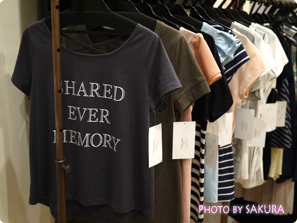 セシール Image(イマージュ) 2015年春夏 プチプラ Tシャツコレクション