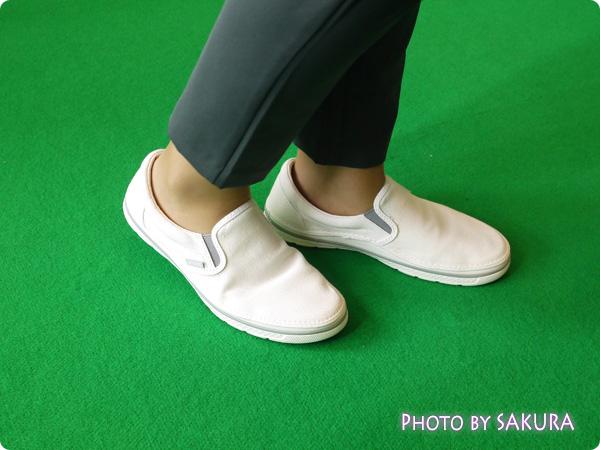 crocs norlin slip-on  クロックス ノーリン スリップオン  着画 white / white