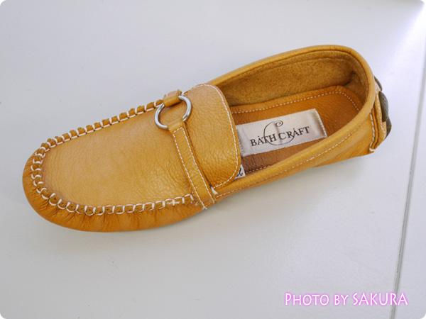 No.37835 バスクラフト カラーオーダー 定番ドライビングシューズ(レディース) 定番の人気の靴