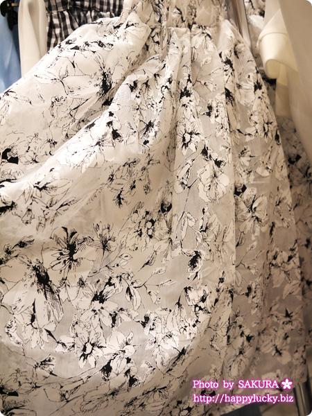 人気ファッション通販fifth(フィフス)花柄スカート