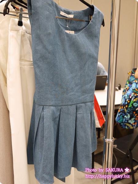 人気ファッション通販fifth(フィフス) デニムトップス表