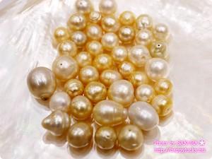 御徒町の真珠卸屋さん聖和堂 こだわりのテリのいい真珠