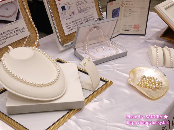 御徒町の真珠卸屋さん聖和堂 厳選の真珠ネックレスやピアス・イヤリング