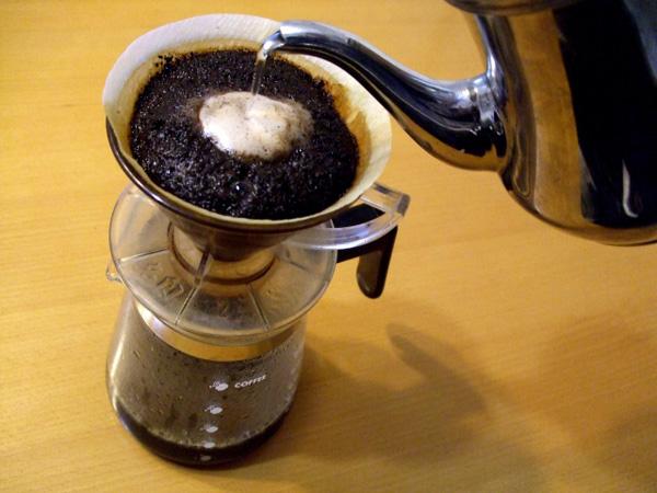 コーヒー ドリップ