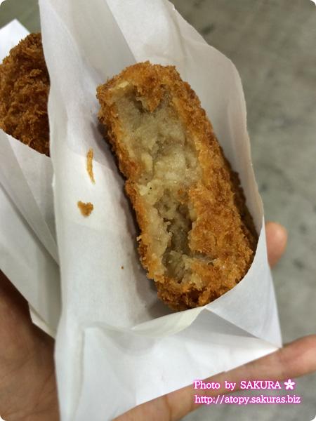 楽天コロッケランキング1位「神戸牛専門店 辰屋」神戸牛コロッケ食べてみた