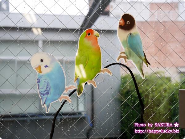 フェリシモ YOU+MORE! こんなところに鳥が!? インコがとまるコードキーパーの会 コードが止まり木に!