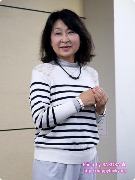 一龍斎春水さん着用ファイテン『RAKUWAブレスS 宇宙戦艦ヤマト2199』古代進モデル
