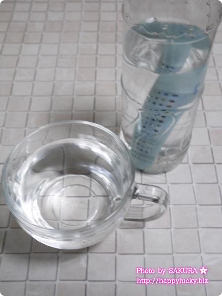 美容成分シリカ入り水素発生スティック『ぷら水素』 水素水を飲んでみた