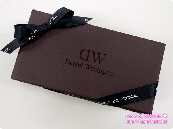 Daniel Wellington ダニエル・ウェリントン 腕時計 プレゼント包装