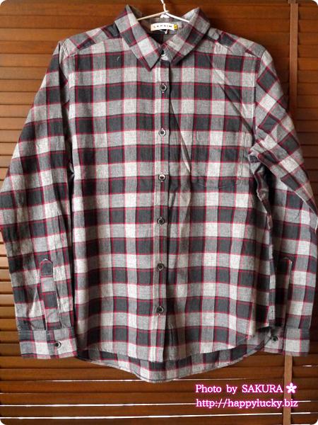 レプシィムローリーズファーム 福袋2016 中身ネタバレ チェックシャツ 全体