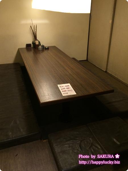 新和食ダイニング 隠れ房池袋店 大人数のお座敷席