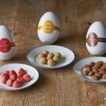 ルタオのエッグ型パッケージのスイーツ「イースターアソートBOX」ネット限定販売