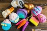 イースター限定LUSHラッシュのたまごやウサギの石鹸&バスボム全8種3月15日(火)限定発売