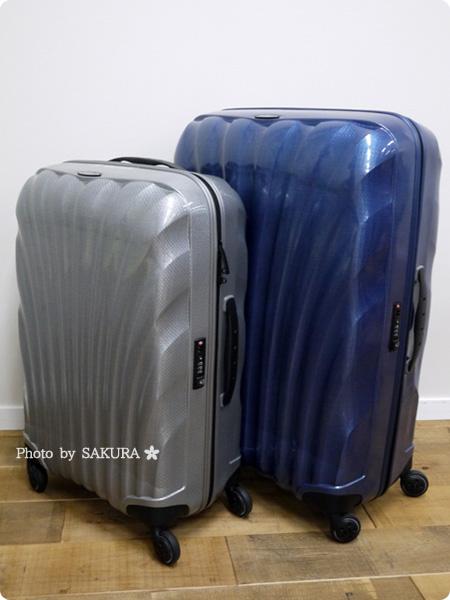 DMM.comスーツケースレンタルはSamsonite(サムソナイト)も借りられるよ