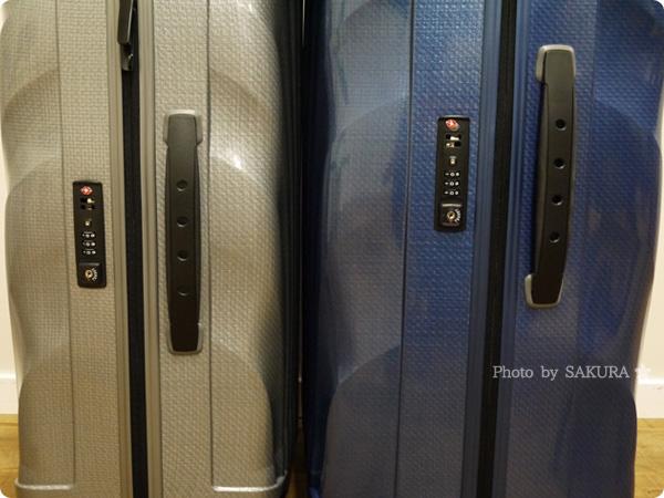 DMM.comスーツケースレンタルはSamsonite(サムソナイト) 世界基準施錠インジケータ機能付TSAロック搭載