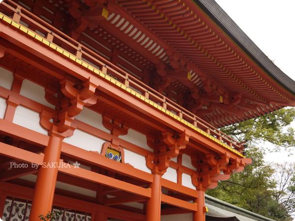 大宮氷川神社 桜門