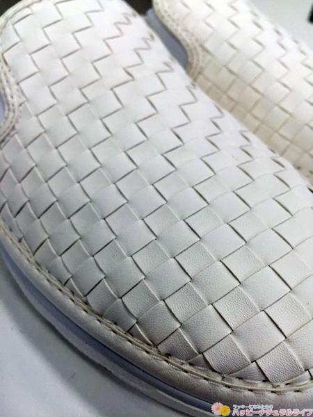 crocs norlin atmos woven slip-on クロックス ノーリン アトモス ウーブン スリップオン 素材アップ