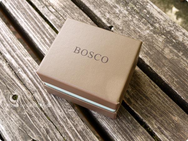 ボスコインポート「バンブー ブレスレット」専用ボックスケースに入ってプレゼント向き