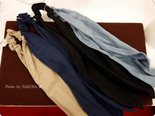 楽天市場神戸ヴァンテーヌ ナチュラルワイドターバンヘアバンド 全4色
