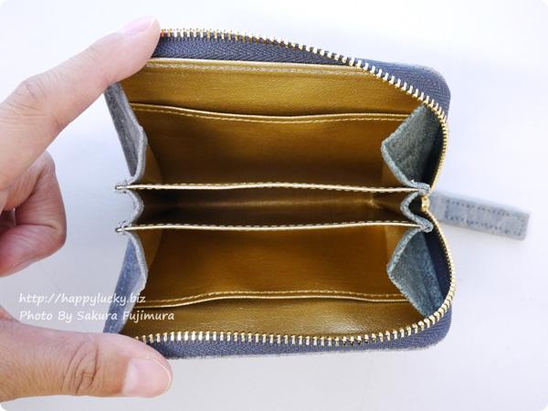 [財布屋]無理せず貯まる小銭入れ 夢を叶える開運の象 小銭だけじゃなくICカードやお札も入る