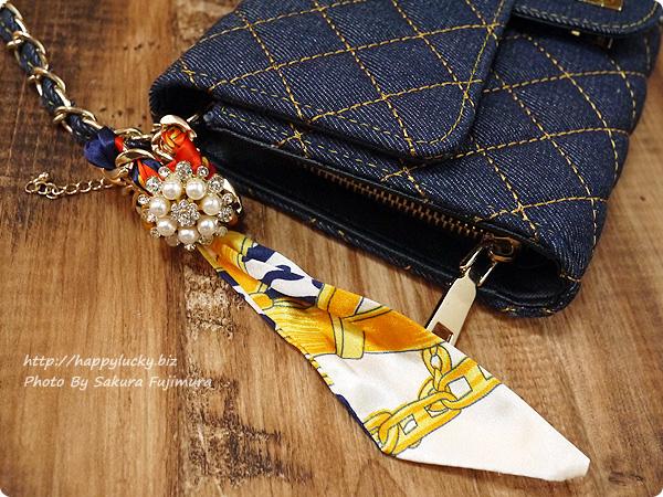 楽天市場DEVILISH TOKYO ジュエリーチェーンブレスレット バッグ用アクセサリーとしてもOK