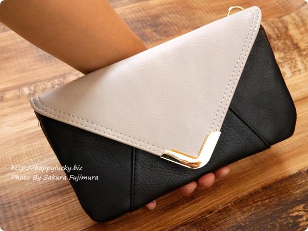 楽天市場のショップ・Wselect(ダブルセレクト) フリンジ付お財布ポシェット ショルダーストラップとフリンジを取り外して使用可能